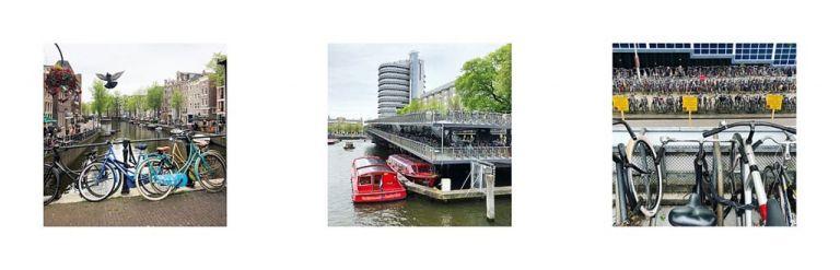 Amsterdam en amoureux