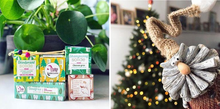 Des cadeaux zéro déchet pour Noël